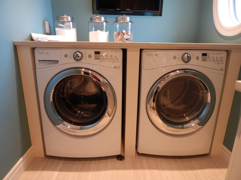 washing machine plumbing and installation