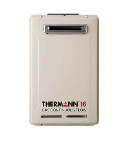 thermann16l-continuous flow-gas-system